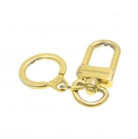 LOUIS VUITTON Anneau Cles Key Holder Charm Key Ring M62694 LV Auth rd957