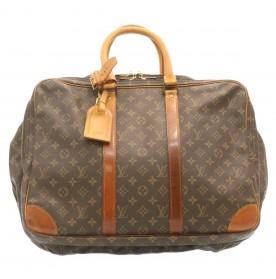 LOUIS VUITTON Monogram Sirius 45 Travel Bag M41408 LV Auth th1416