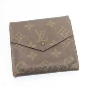 LOUIS VUITTON Monogram Wallet 9set LV Auth yk1636