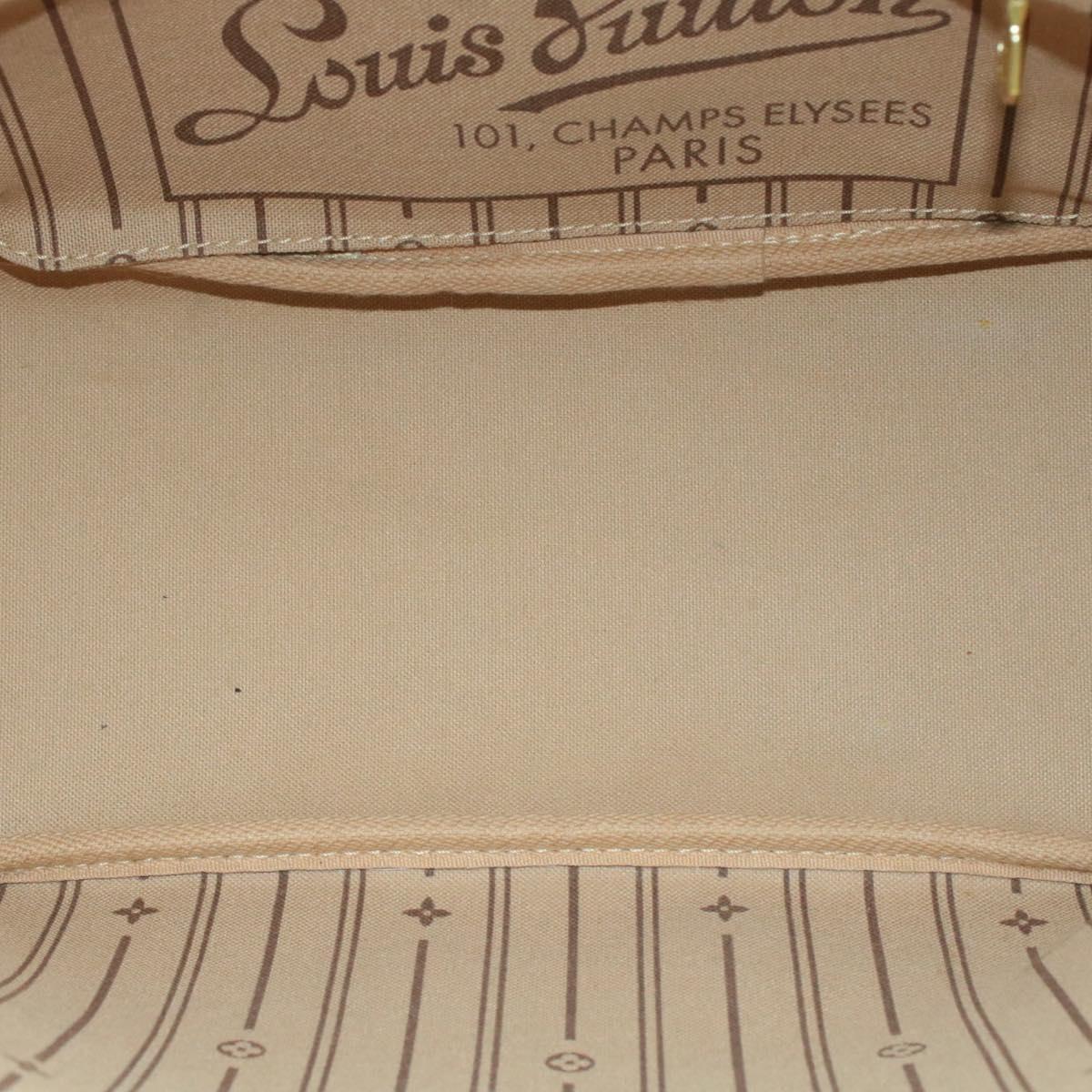 LOUIS VUITTON Monogramma Neverfull Pm Borsa Grande M41245 ...