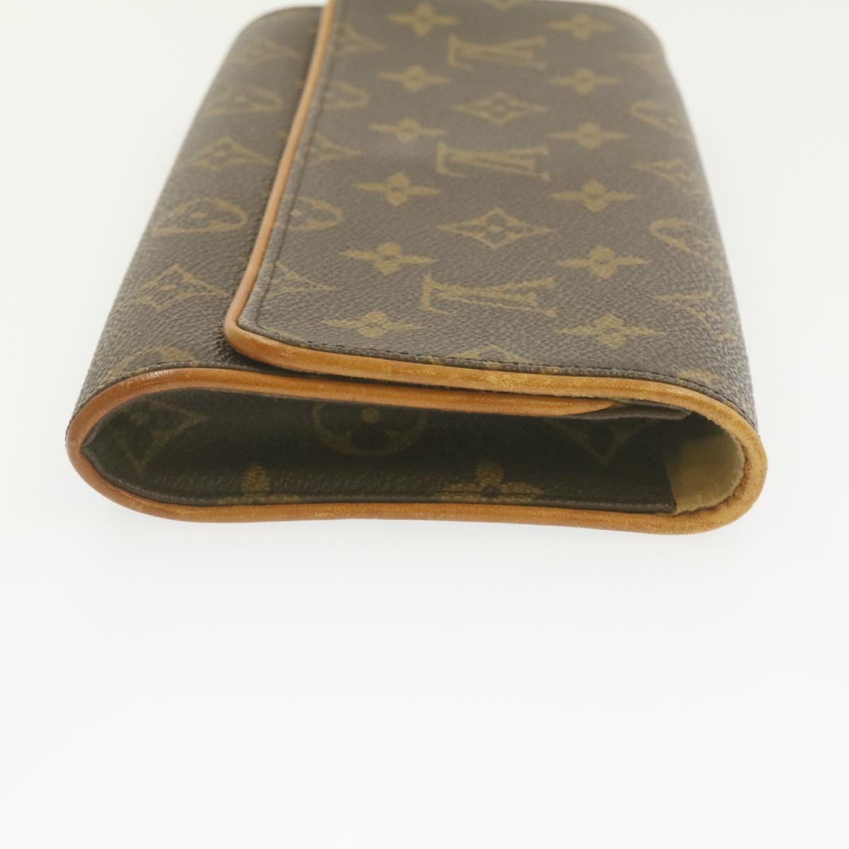 Louis Vuitton Pochette Twin Shoulder Bag Vintage Gm
