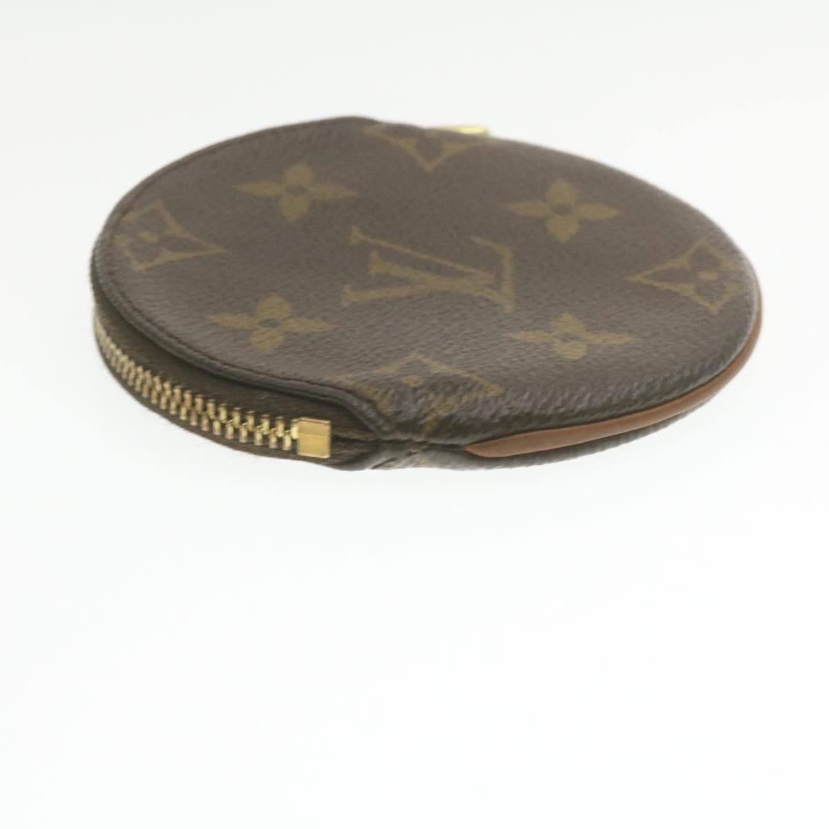 lv round coin purse